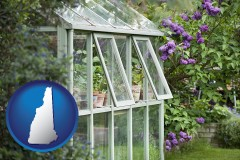 new-hampshire a garden greenhouse